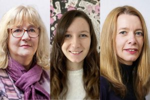 Büro GANS in Neustadt: Elisabeth Heller, Laura Anselmann, Alexandra Lendle