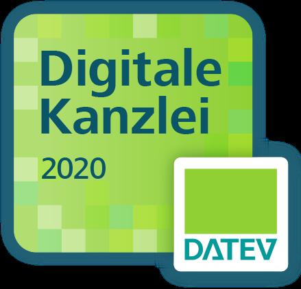 Label Digitale DATEV-Kanzlei für eine hohe Digitalisierungsquote